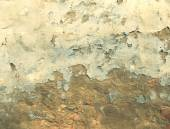 Decayed Painted Wall Texture — Stock Photo