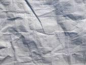 Creased Plastic Bag Texture — Stockfoto