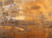 Scruffy Dirty Wood Texture — Stock Photo