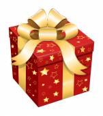 圣诞礼品盒 — 图库矢量图片