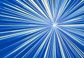 Abstract Bright Sunburst Background — Vecteur