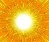 Bright Sunbeam Background — Stock Vector