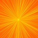 Vector Sunburst Background — Stock Vector #63376883