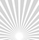 Vintage Sunburst Backdrop — Stock Vector