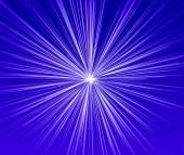 Fond abstrait de la lumière du soleil — Vecteur