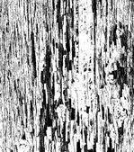 Grunge Wood Bark Texture — Stock Vector