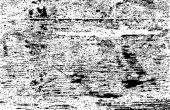 Scruffy Texture Retro Background — Stock Vector