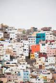 La Palmas de Gran Canaria, Ciudad Alta — Stock Photo