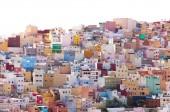 Las Plamas de Gran Canaria, Ciudad Alta — Stock Photo
