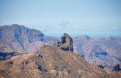 Gran Canaria, Caldera de Tejeda — 图库照片