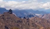 Gran Canaria, Caldera de Tejeda — Stock Photo