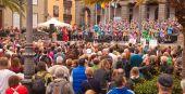 Gran Canaria Carnival 2015 — Stock fotografie