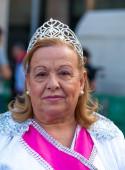 Las Palmas main carnival parade — Foto de Stock