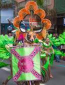 Las Palmas de Gran Canaria Children carnival  parade 2015 — Stock fotografie