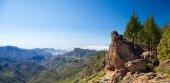 Inland Gran Canaria — Stock Photo