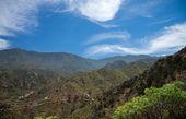 La Gomera, Vallehermoso — Foto de Stock