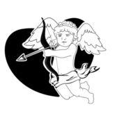Angel — Vector de stock
