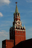 Symbol of Moscow — Stock Photo