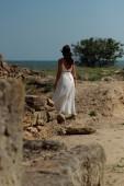 Yunan tarzı kadın — Stok fotoğraf