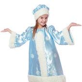 Russian Snow Maiden — Stock Photo