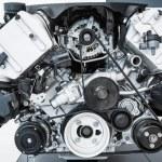 Car Engine - Modern powerful car engine — Stock Photo #62098317