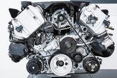 Car Engine - Modern powerful car engine — Stock Photo