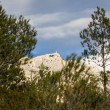 Mont Sainte Victoire in Provence, France — Stock Photo #79676432