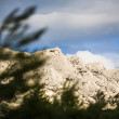 Mont Sainte Victoire in Provence, France — Stock Photo #79695712