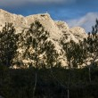 Mont Sainte Victoire in Provence, France — Stock Photo #79813244