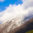 Snow mountains in Japan — Stock Photo #65066149