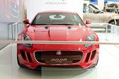 Jaguar F-type — Stock Photo