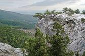 Hills in Crimea — Stock Photo