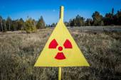 Chernobyl Zone — Stock Photo