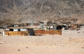 Egyptian shanty town — Stock Photo