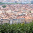 Panorama of Lyon — Stock Photo #64022239
