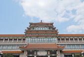 The National Art Museum of China — Stock Photo