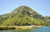 Dalyan river — Stock Photo
