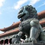 Forbidden City in Beijing — Stock Photo #65318493