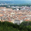 Panorama of Lyon — Stock Photo #65444197
