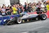 VERVA Street Racing in Warsaw, Poland — Stock Photo