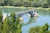 Pont d'avignon — Stockfoto