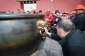 Forbidden City in Beijing — Stock Photo
