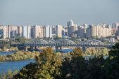 View in Kiev — Stock Photo