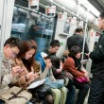 Shanghai metro — Stock Photo #68687177