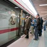 Shanghai metro — Stock Photo #68687249