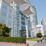 Shanghai Urban Planning Exhibition Center — Stock Photo #68687287
