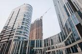 Buildings in Beijing — Stock Photo