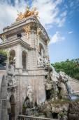 Ciutadella in Barcelona — Stock Photo