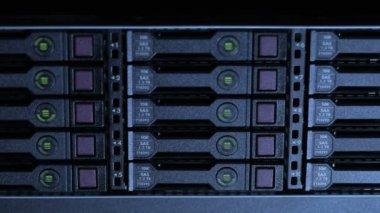 Cloud servers — Stock Video