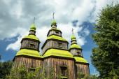Zarubincy village church, — 图库照片